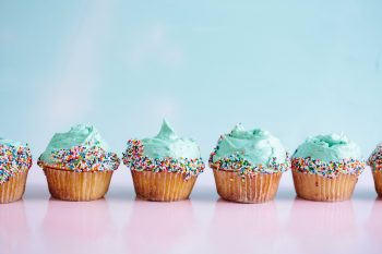 The perfect cupcake free stock photo