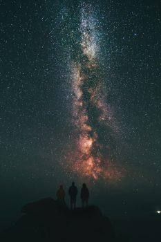 Lost in a sky full of stars