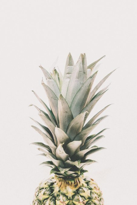 Photography of a pineapple