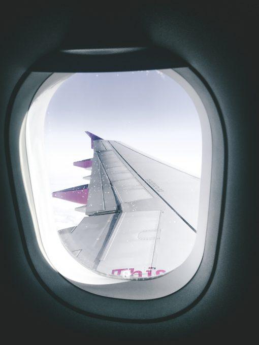 An aircraft wing