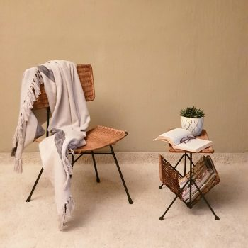 Interior in beige tones