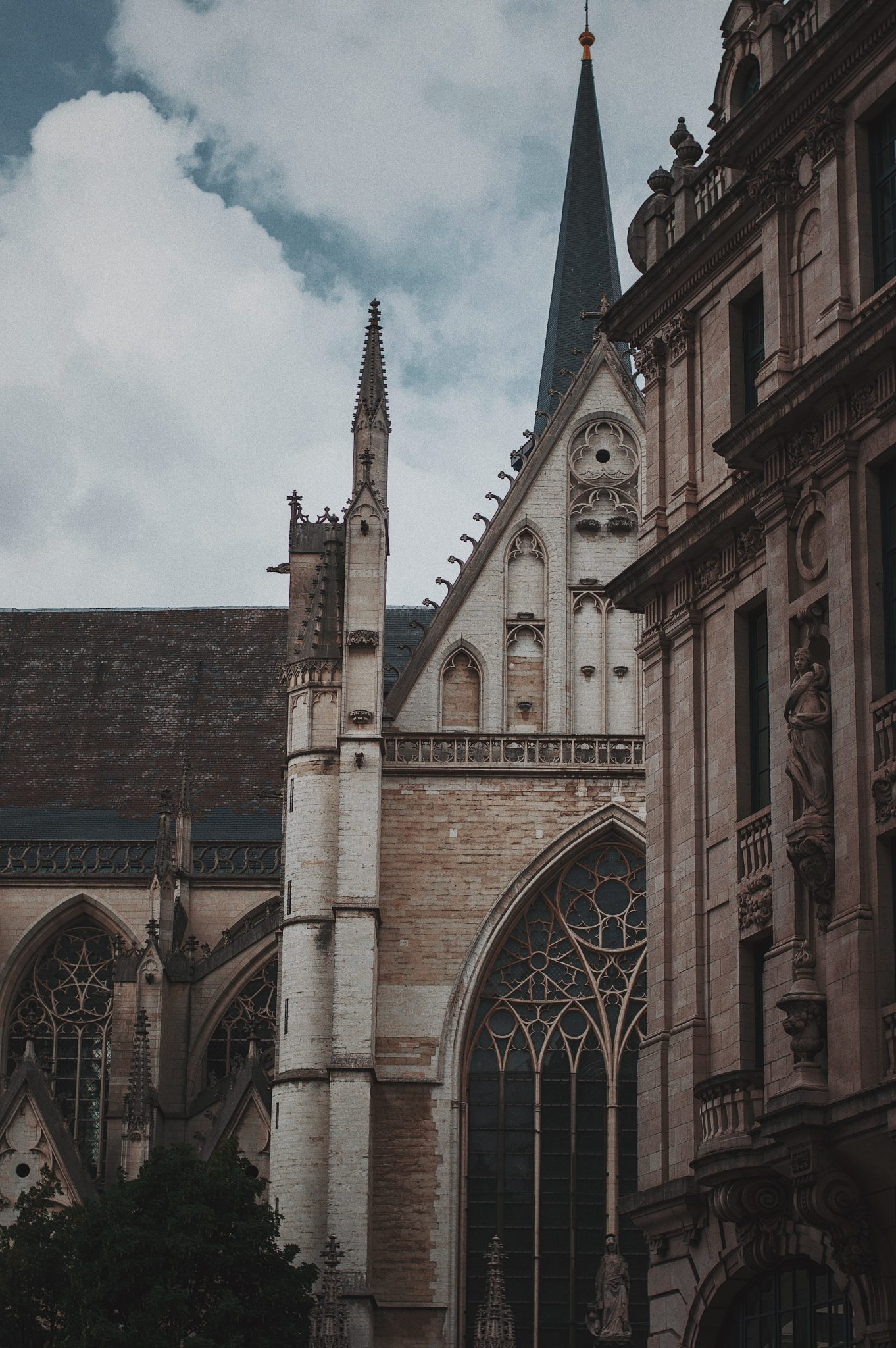 Photo of a cathedral